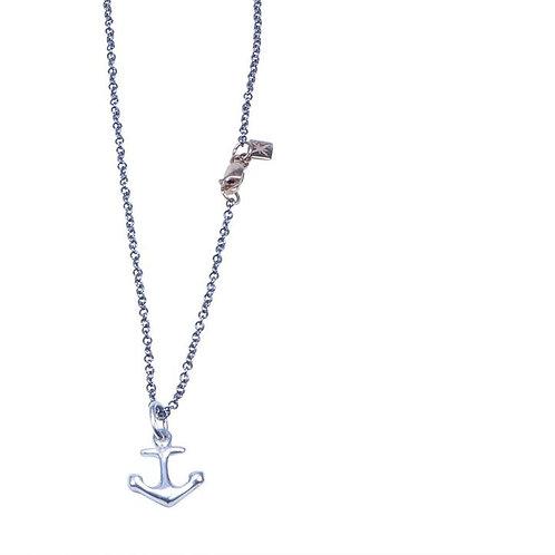Necklace Anchor Silver, Small