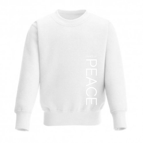 DIY Tie-Dye Prince of Peace Pullover