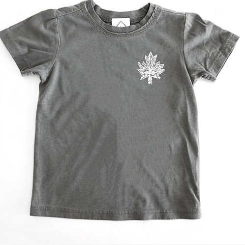 Canadian Raw Edge T