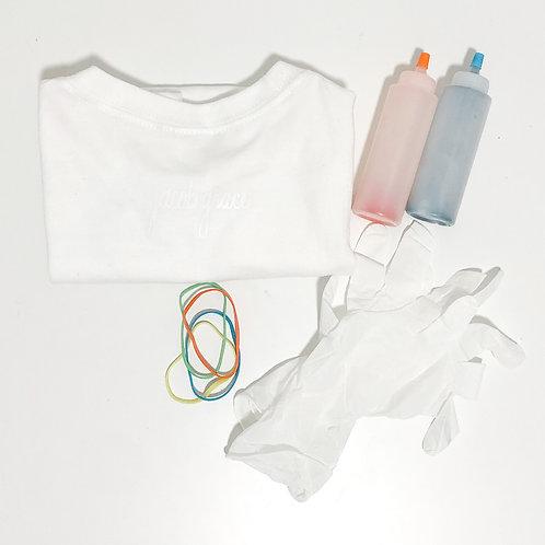 DIY Tie-Dye T (includes kit to dye)