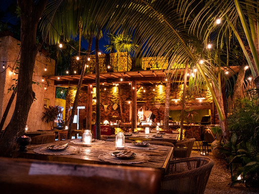 A Tulum Time Out