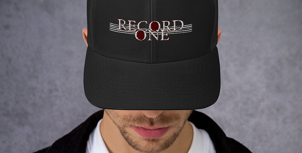 R1 Mesh Hat