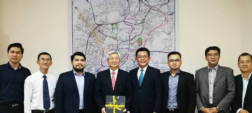 An official visit to Ho Chi Minh City (HCMC) Management Authority of Urban Rail (MAUR) in Viet Nam