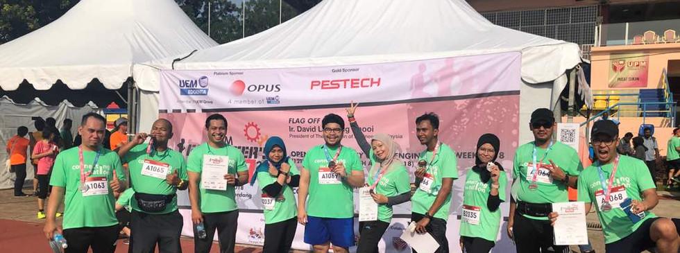 IEM Engineer's Run 2018