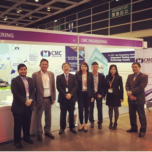 Asia Pacific Rail 2015, Hong Kong Exhibition Centre