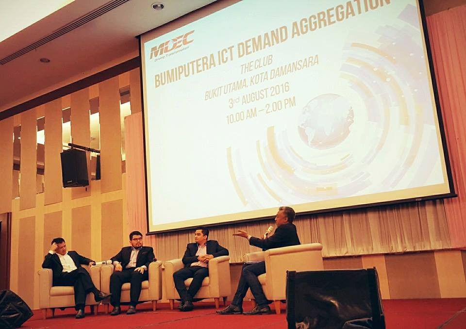 Bumiputera ICT Demand Aggregation by MDEC