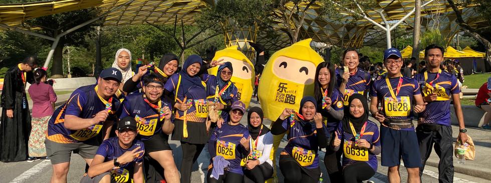 Team CMC - Vanke Run for Fun