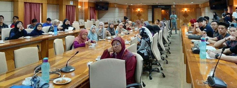 UPM - Computer and Communication Systems Engineering students