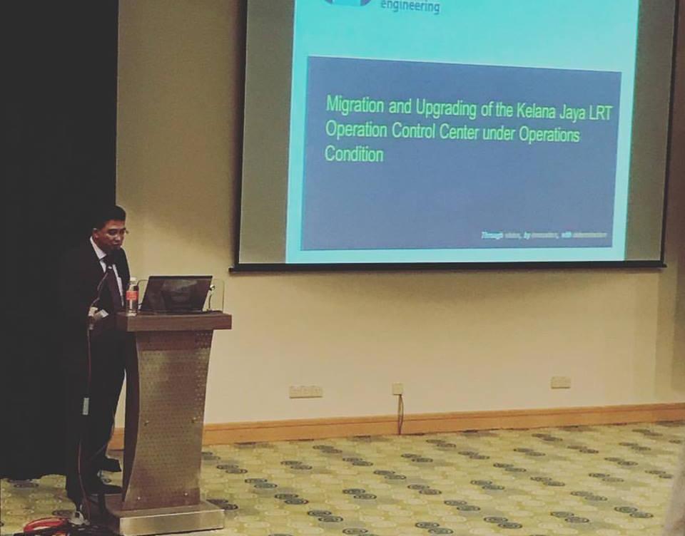 IRSE Malaysia Section Seminar, October 2016
