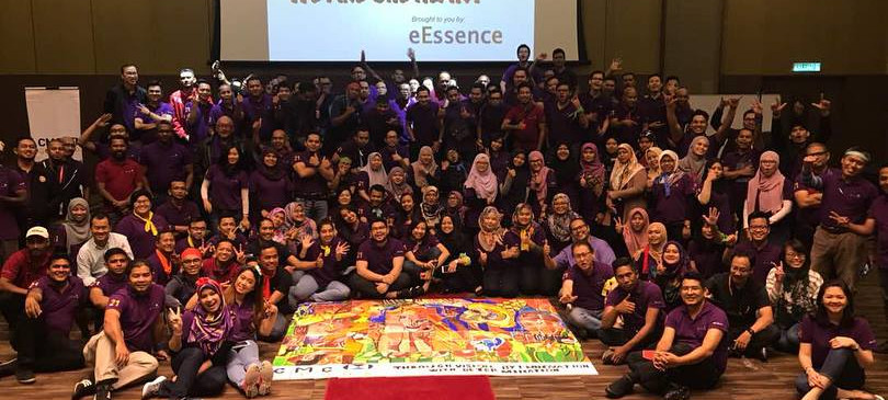 CMC Town Hall and Team Building Session 2018