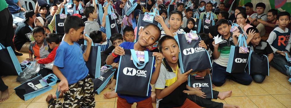 CMC CSR Programme - Hand in Hand with Nur Salam