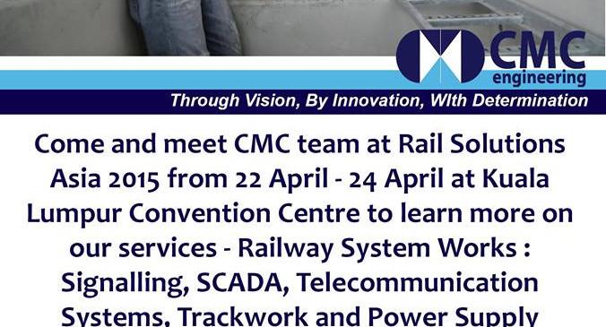 Rail Solution Asia 2015, KLCC