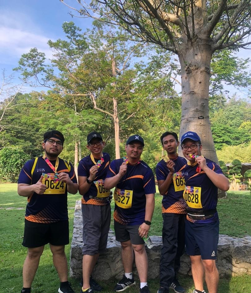 CMC'ians - Vanke Run For Fun