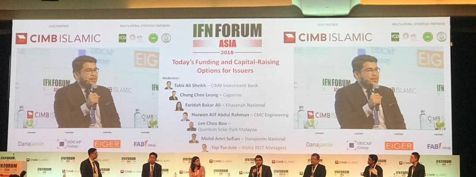 The IFN Forum Asia 2018