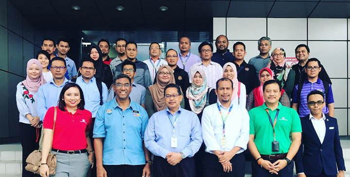 CMC Familiarization Program RapidKL Ampang Line with Ministry of Higher Education