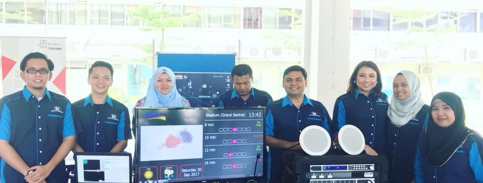 University Malaya Engineering Exhibition