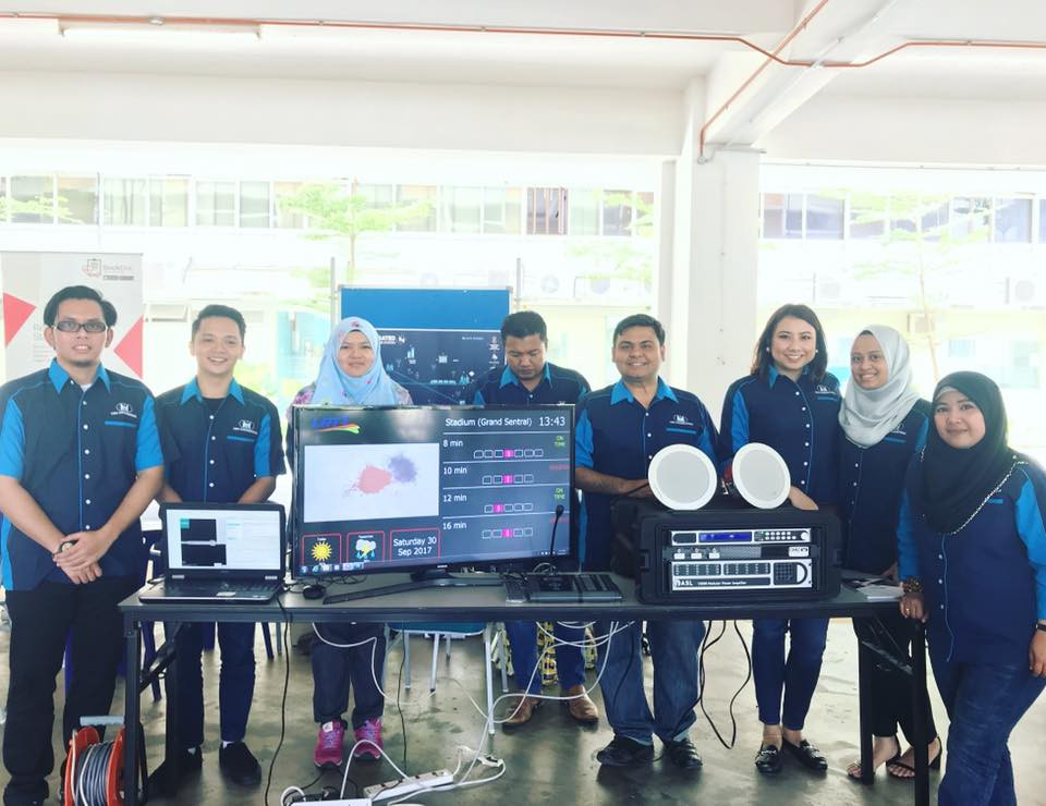 University Malaya Engineering Exhibition