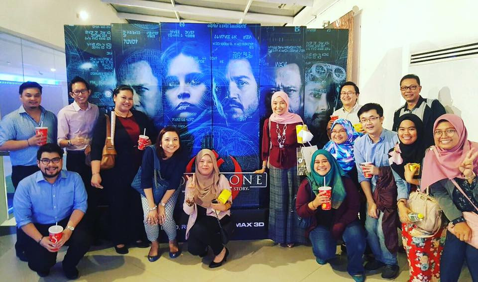 Special Screening of Star Wars Anthology: Rogue One - Movie Night Out (20 December 2016)
