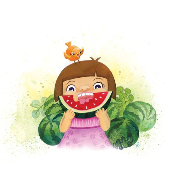 Summer! Watermelon