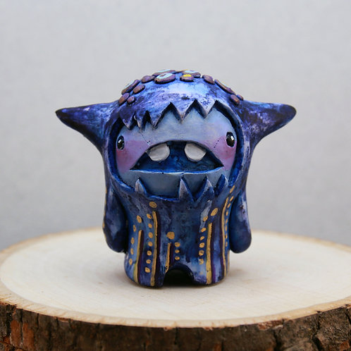 Blue Klimt