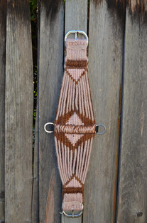 Mohair Cinch Combination Roper, Washed C