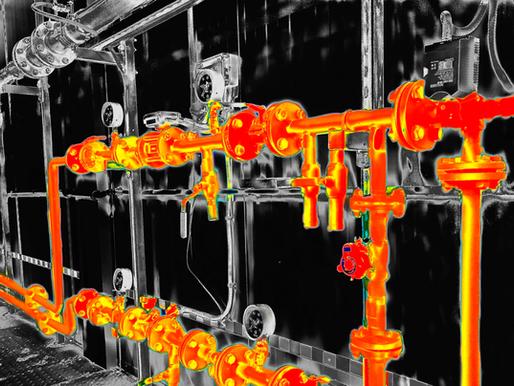 O que é termografia infravermelha?