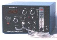 SAR-830/AP Small Animal Ventilator