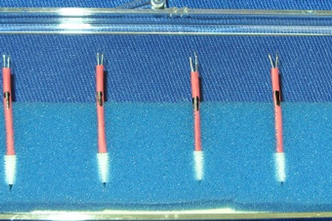 18-R/B10 18 Micron Wire Tip Cautery Electrode, 10mm Loop