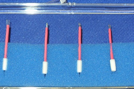 18-R1 18 Micron Wire Tip Cautery Electrode, 1mm Loop