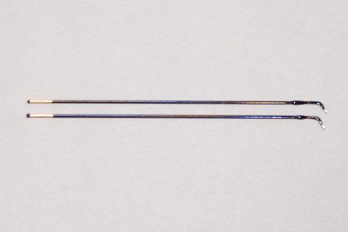 611 Platinum Z-Shape Blunt Needle Electrode