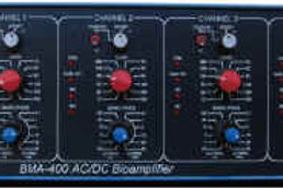 BMA-400 4 Channel AC/DC Pre-Amplifier
