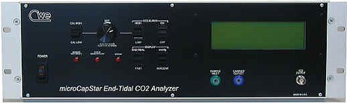 MicroCapStar CO2 Monitor