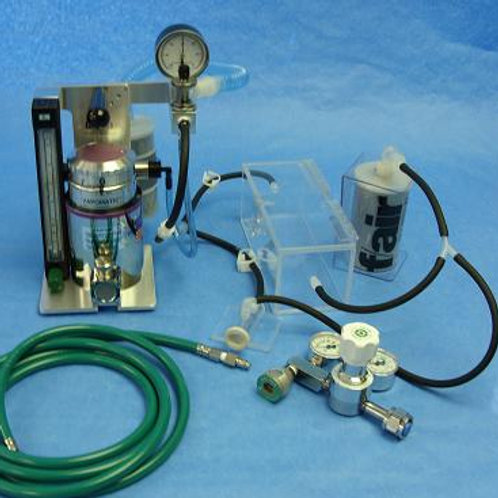 61020- SYS Complete Single Station Table Top Anesthesia