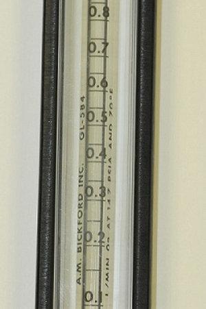 Flowmeter 0.1-1.0lpm
