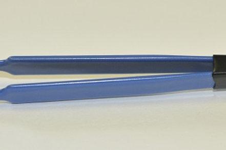 1061 Insulated Jewelers Straight Platinum Tip Tweezers Electrode