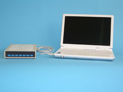 THERMES-USB Data Acquisition System
