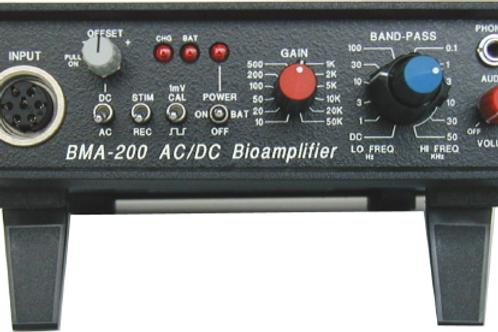 BMA-200 Portable Pre-amplifier