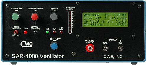 SAR-1000 Small Animal Ventilator