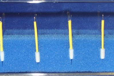 13-Y1 13 Micron Wire Tip Cautery Electrode, 1mm Loop