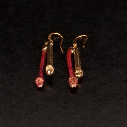 E6 Earrings WAS 15CHF
