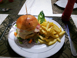 TIL Hotel Beef Burger