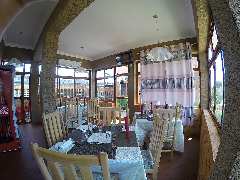 inside TIL Hotel Restaurant