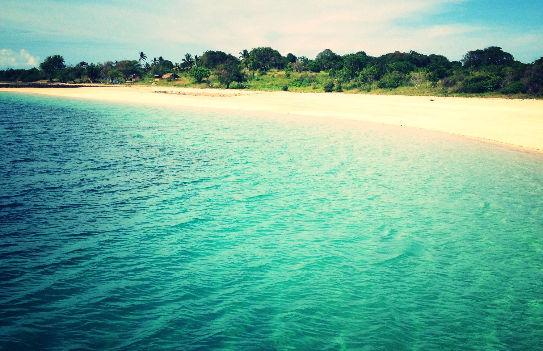 Msangan Mkuu beach