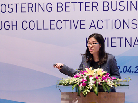 Collective Action in Business Integrity Workshop, Hanoi