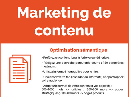 L'expertise du marketing de contenu d'Eug & Jo