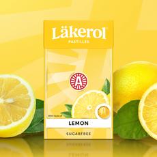 Läkerol Lemon 27g