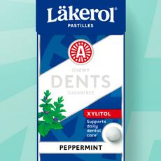 Dents Peppermint 32g
