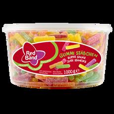 Saure Gummi Stäbchen 1000g