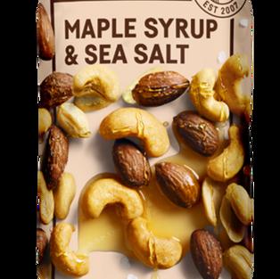 Maple Syrup & Sea Salt 55g