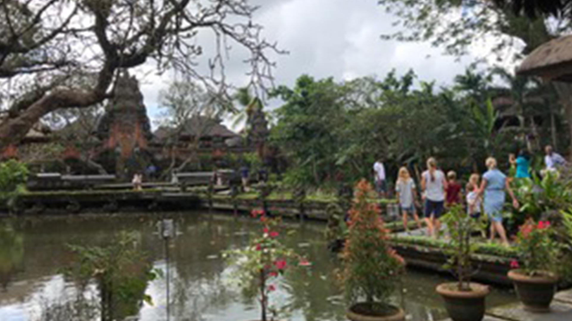 Bali- Gift of Gratitude